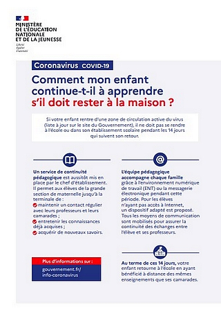 03 03 2020 COVID 19 MAIRIE LE PORGE INFORMATION ECOLE MINISTERE 2020-03-03 121931
