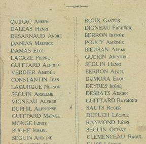 2021 1918 ARMISTICE 1918 LE PORGE CARTE POSTALE ANCIENNE