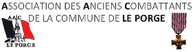 AAC Le Porge WEB LOGO ASSOCIATION