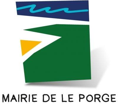 MAIRIE LE PORGE LOGO