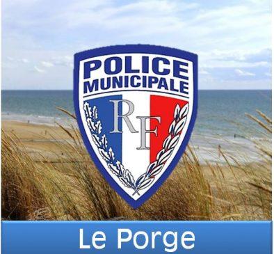 Police municipale Le Porge Infos