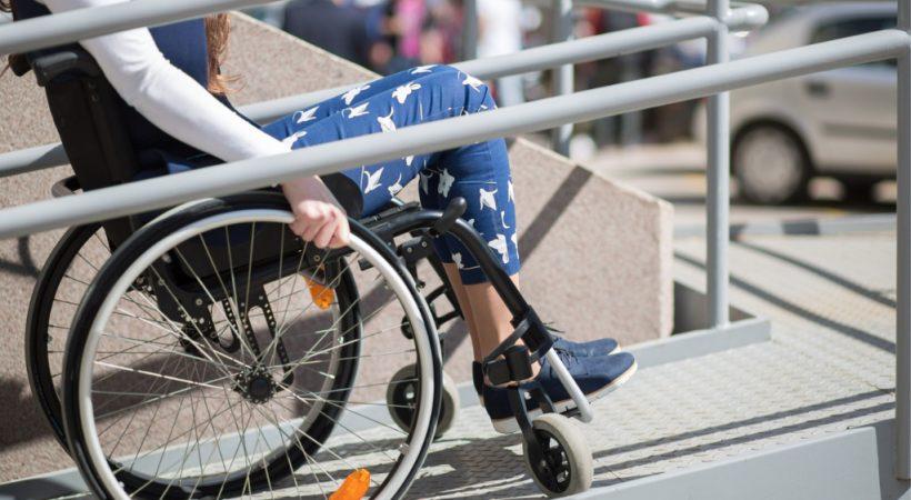 handicap ville le porge