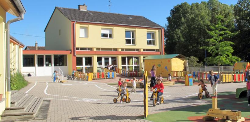 etablissement scolaire ville le porge