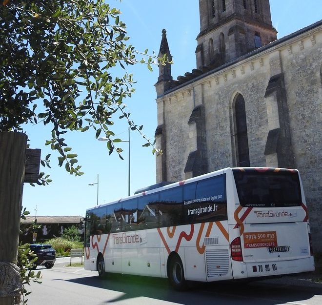 LE PORGE VILLAGE BUS 701 2017 CO