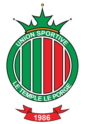 LE PORGE USTP FOOTBALL LOGO