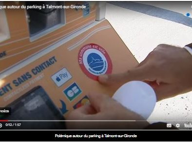 03 10 2018 PARKING PAYANT PARKING GRATUIT TALMONT VS LE PORGE LE GRESSIER