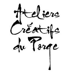 2020 2019 ATELIERS CREATIFS DU PORGE LOGO