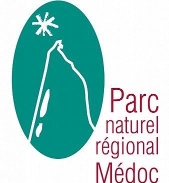 LOGO PNR MEDOC Parc naturel regional Medoc