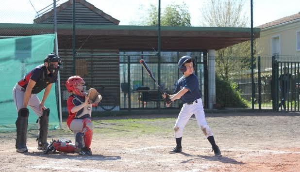 14 03 2020 Baseball Le Porge 12U