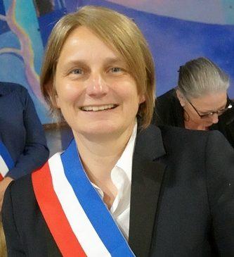 26 05 2020 MAIRIE LE PORGE SOPHIE BRANA MADAME LA MAIRE ELECTION