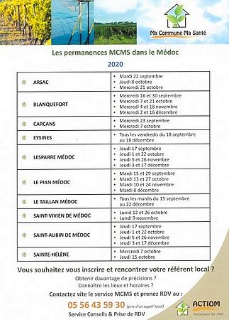 MACOMMUNEMASANTE MUTUELLE LE PORGE PARTENAIRE 2020 09 2